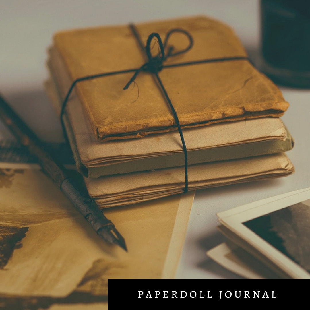 Paperdoll Journal Ancestry